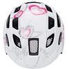 UVEX Finale Junior Kask rowerowy Dzieci Large różowy/biały